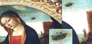 500 éves festmény bizonyítja, hogy a középkorban is láttak ufókat