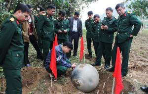 Rejtélyes tárgyak hullottak az égből a Vietnamban!