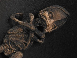 Földönkívüli lényt csaptak agyon egy orosz faluban!