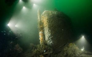 Elveszett 100 éves tengeralattjáró került elő