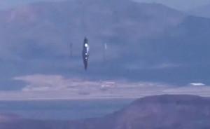 Elképesztő videó: Ufó-flottát filmeztek az 51-es körzetben!