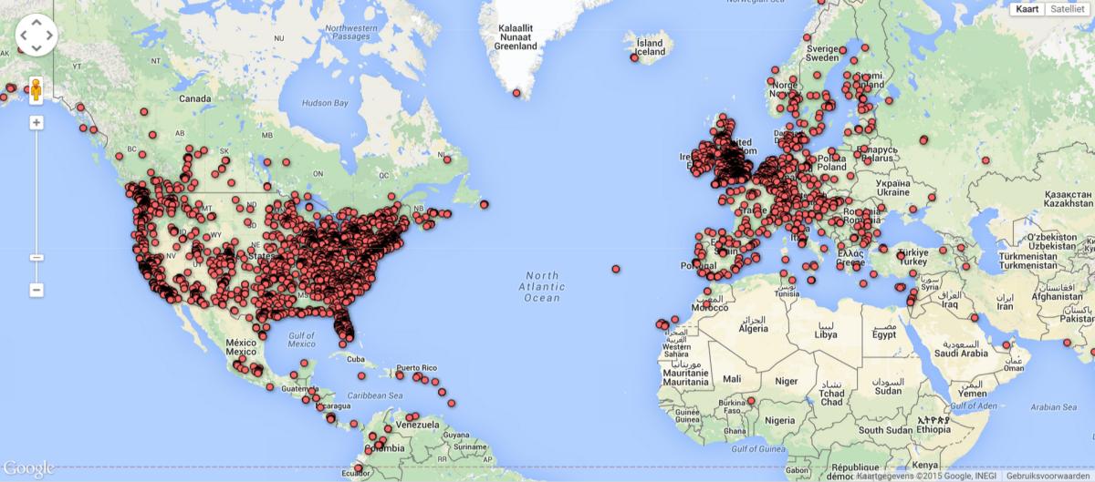 worldwide-hum-map