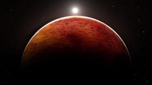 Reptilán arcokat fedeztek fel a Marson!