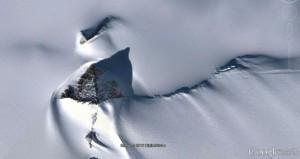 Ősi piramis rejtőzik az Antarktiszon!