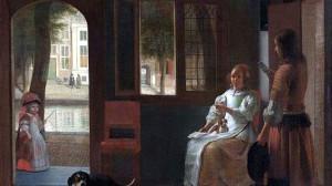 Mégis van időutazás? – IPhone egy 350 éves festményen!