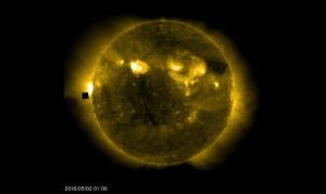 A NASA cenzúrázta a napfigyelő műhold fotóit! Mit rejtegetnek?