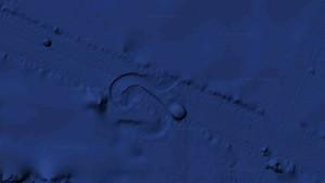 Óriási földönkívüli gép kutat az óceán fenekén!