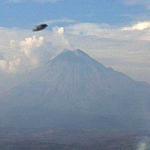 Ufók gerjesztik a legaktívabb mexikói vulkán kitöréseit!