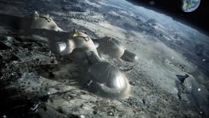 Már vannak bázisaink a Holdon! Vajon miért tikolja a NASA?