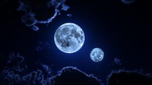 Mostantól két Hold kering a Föld körül!