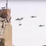 Repülő csészealjat zsákmányoltak az amerikaiak Szíriában!