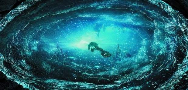 underwatermystery