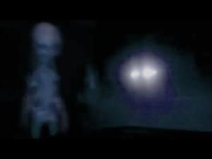 Különös lény stoppolt éjszaka az útszélen, vagy csak illúzió?