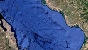 Elveszett víz alatti város, vagy UFO-hangár rejtőzik a Kaliforniai-öbölben?