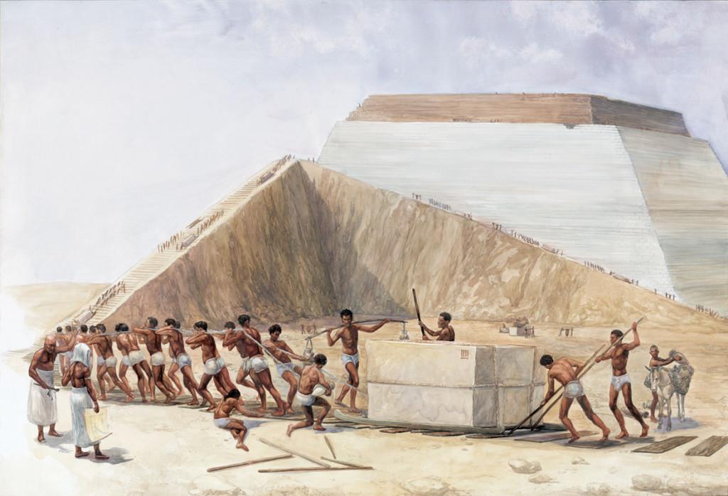 Building-a-pyramid