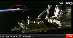 Az ufók miatt a NASA végleg lekapcsolja az űrállomás kameráit