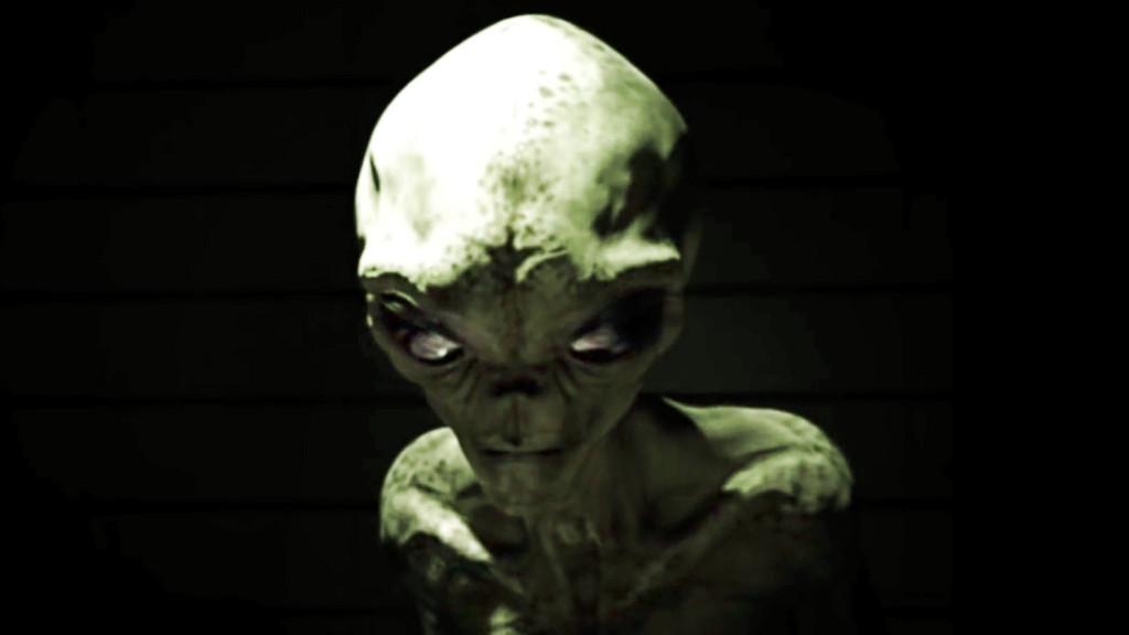Előkerült videóinterjú egy földönkívülivel!