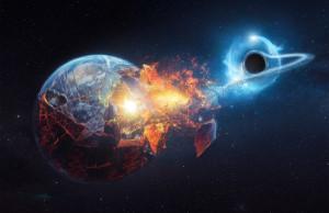 Veszélyben a Föld: Hatalmas fekete lyuk lesz a végzetünk!