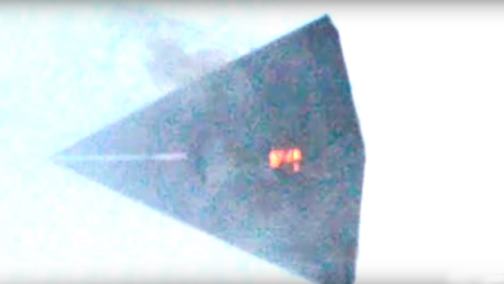 haromszog napi ufo