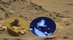 Csak netezni akart, marslakót fedezett fel a Curiosity szonda fotóin!