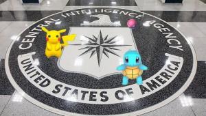 Kiderült, hogy a CIA áll a Pokémon Go mögött!