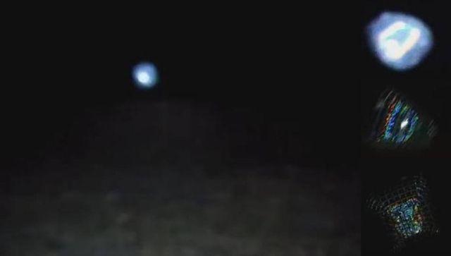 ufo crop circle orb