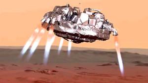 Vége a NASA egyeduralmának a Marson?