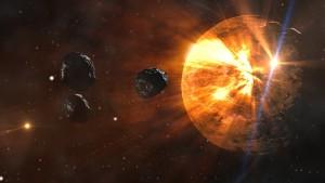 Ezt benézte a NASA: Világvégét okozhatnak a most felfedezett aszteroidák