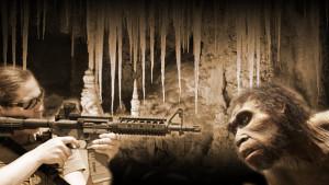 Van bizonyíték az időutazásra: modern lövésnyom egy neandervölgyi koponyán
