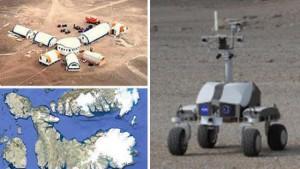 Az évszázad átverése: A marsi felvételek valójában a Földön készültek?