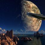 A szuperhold buktatta le a Föld körül keringő UFO-anyahajókat