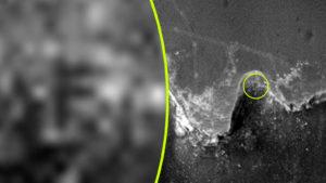Döbbenetes műholdfelvétel: Valaki jelet hagyott a Marson