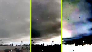 Törölték a világhálóról 2017 legnagyobb UFO-flotta észlelését! De elkéstek…