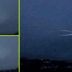 Rejtélyes fénygyűrű jelent meg a viharfelhők közt Amerika felett