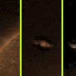 Újabb fotók a Nap körül keringő rejtélyes idegen űrhajóról