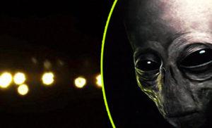 Az őrültnek hitt UFO-vadász közzé tette a földönkívüliekről készült fotóját