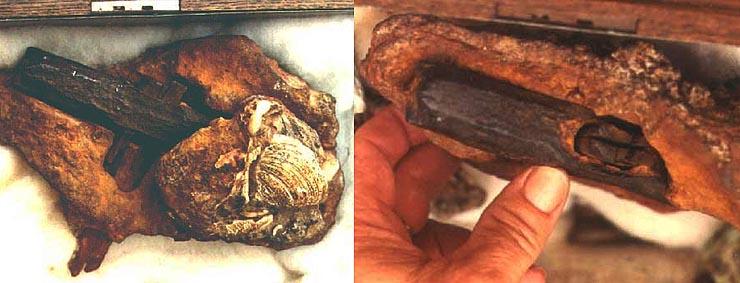 400 millió éves fémkalapács került elő egy bányából