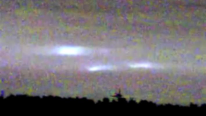 anglia infravoros felvetel ufo