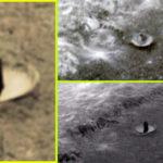 Beigazolódott az ufológusok gyanúja: Tényleg idegenek bázisai vannak a Holdon!