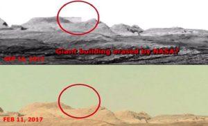 Egy volt NASA alkalmazott kitálalt: Hamisítják a Marsról érkező fotókat!