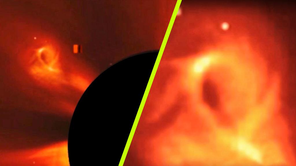 Megtalálták a földönkívűliek által használt féreglyukat a Nap közelében