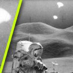 Különös fotók kerültek elő a negyedik Holdraszállásról