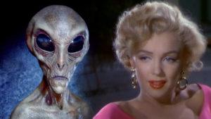 Kiderült, Marilyn Monroe-t azért ölték meg, mert tudott az idegenekről…