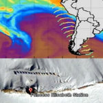 Rejtélyes mikrohullámú energiával manipulálják az időjárást az Antarktiszról
