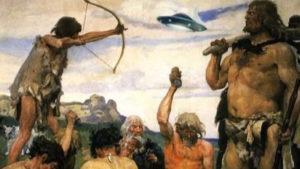 Ősi idegenek nyomaira bukkantak egy rejtélyes indiai barlangrajzon