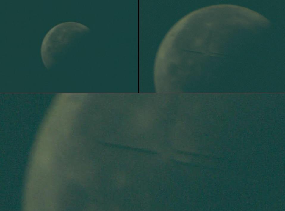 moon ufos apollo 9