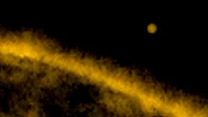 Újabb hatalmas gömb alakú objektum bukkant fel a Napmellett