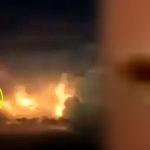 Minden idők legdurvább viharfelhőjét videózták, amikor egy UFO repült ki belőle