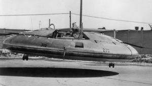 Repülő csészealjakkal kísérletezett az amerikai légierő a 60-as években