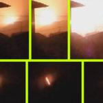 UFO-baleset? Lángolt az égbolt Olaszország felett…